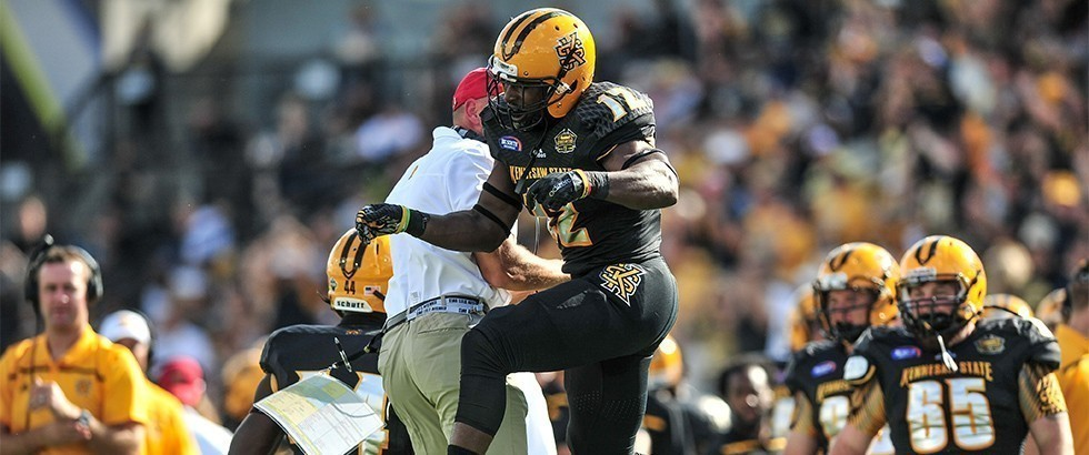 Derrick Farrow and the Kennesaw State secondary is tough