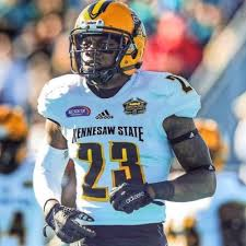 Dante' Blackmon is a shut down corner. The Kennessaw State defensive backs are tough
