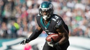 Josh Huff could be in some hot water with the NFL