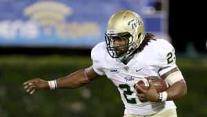 William and Mary running back Kendell Anderson is a beast.