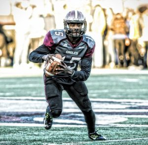 Malcolm Bell from NCCU is one of the most underrated quarterbacks in the 2017 NFL Draft