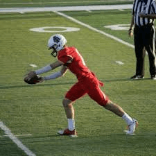 Aaron La Deaux has a big time leg. The Minot State punter should be nicknamed HT for Hang Time