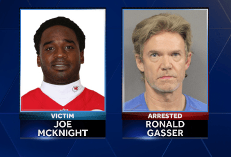 Ronald Gasser Jr. was indicted for second degree murder ...