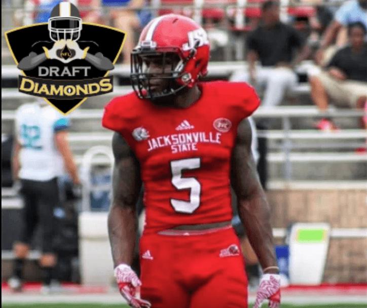 Siran Neal Db Jacksonville State Highlights