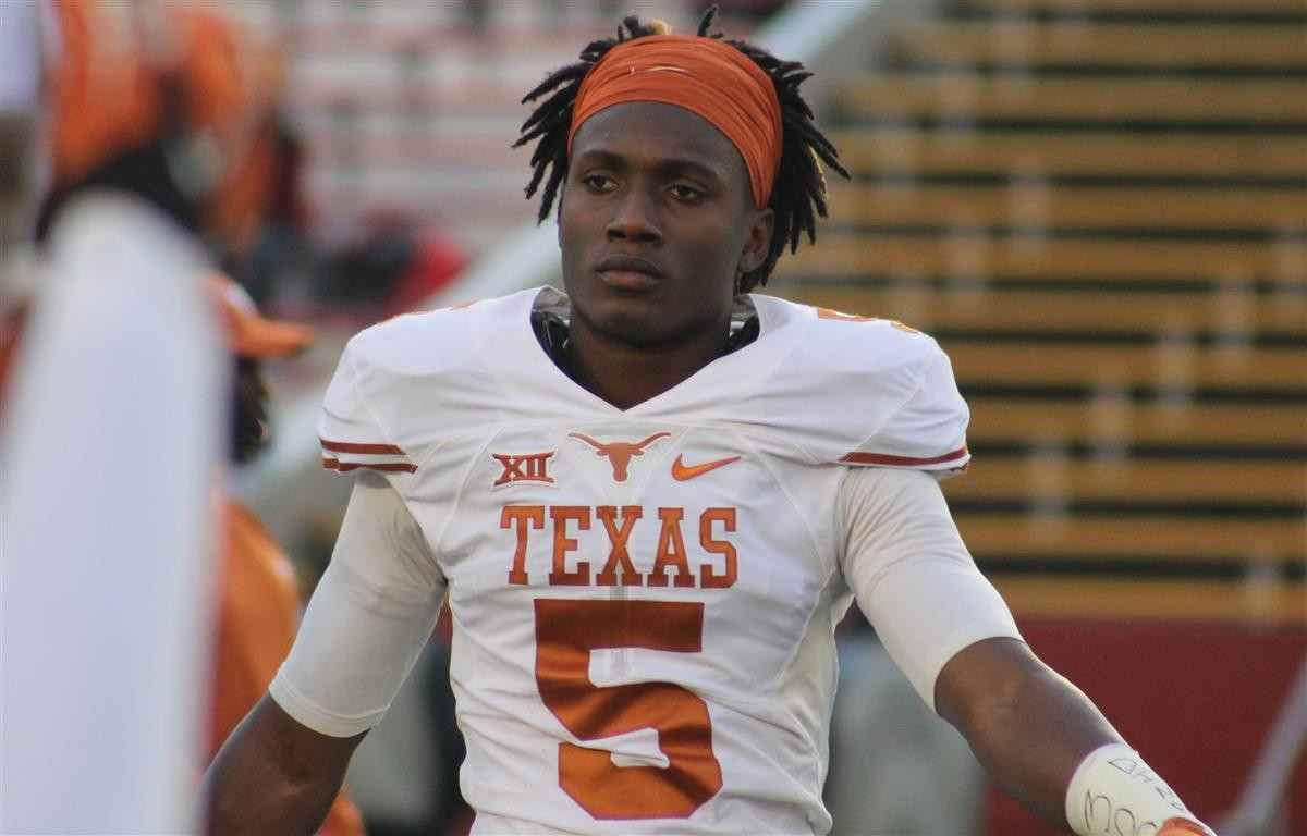Nfl Draft Diamonds Scouting Report Holton Hill Db Texas