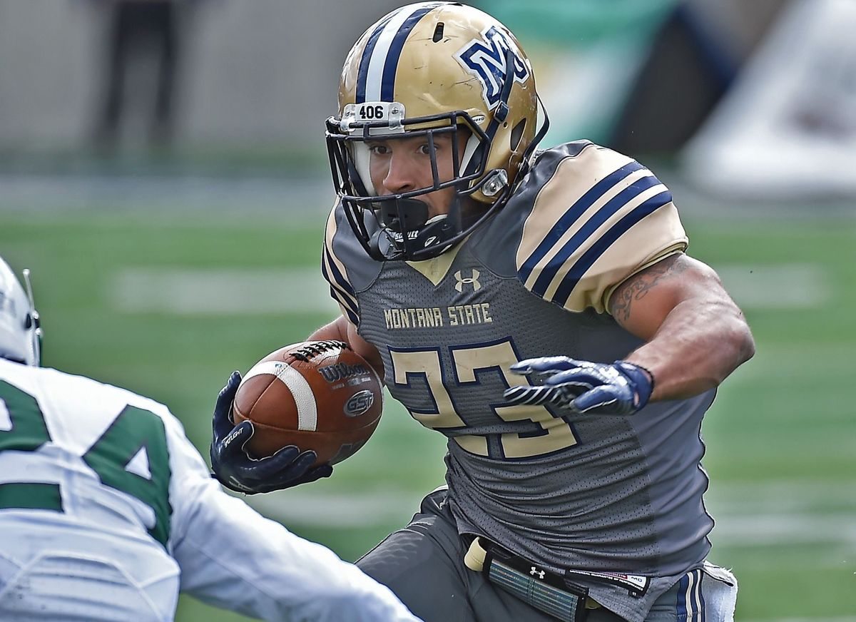 Nfl Draft Diamonds Prospect Interview Nick La Sane Rb