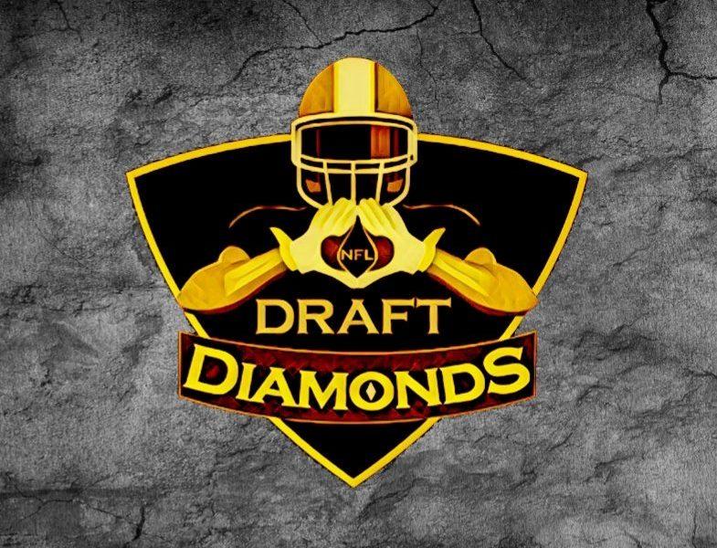 2018 Nfl Draft Diamonds Mock Draft First Ten Picks Video