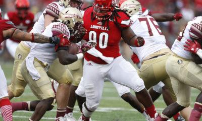 677091ce NFL Draft Diamonds Prospect Interview: De'Asian Richardson, DT, University  of Louisville