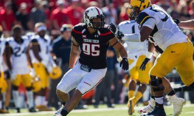 7edca183 NFL Draft Diamonds Prospect Interview: Talor Nunez, DL, Texas Tech  University