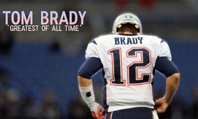 Tom Brady Greatest of All Time