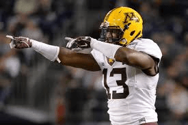 We are learning that former Minnesota Gophers linebacker Jonathan Celestin is working out for the Carolina Panthers this morning.