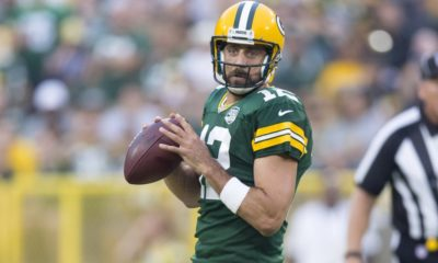 Aaron Rodgers MVP Packers QB index 1