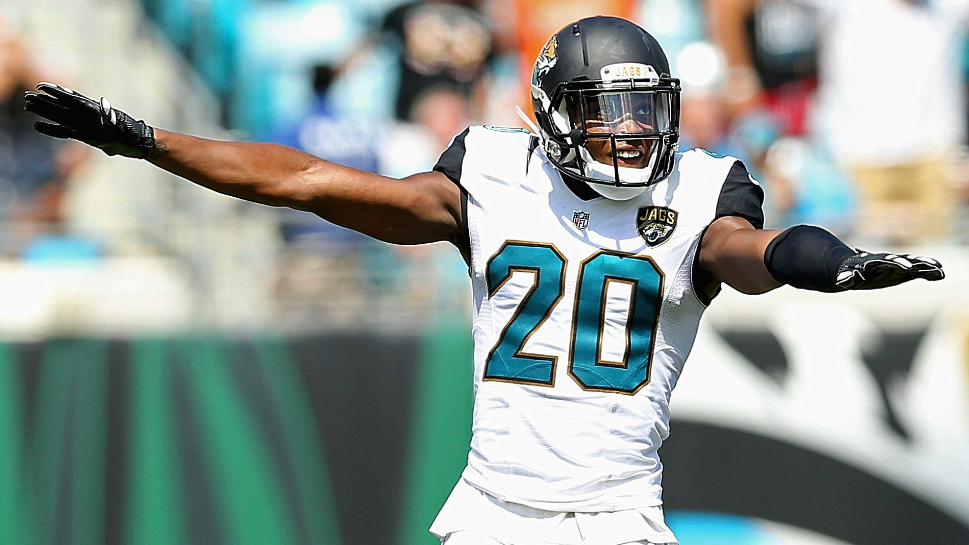 outlet store 0592e e291f Jalen Ramsey is already starting his drama antics publicly ...