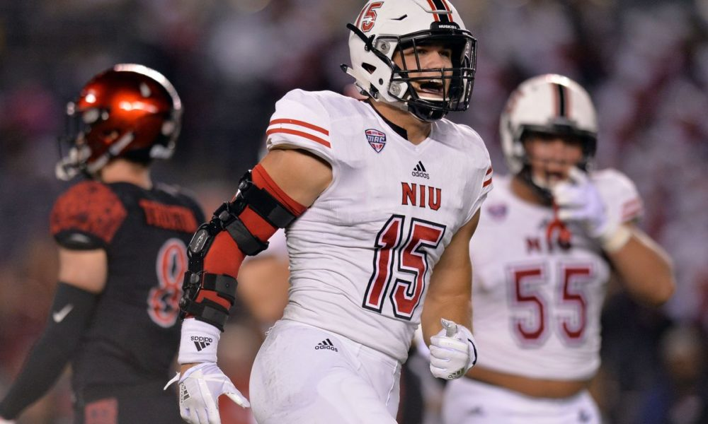 Nfl Draft Diamonds Scouting Report Sutton Smith Lb