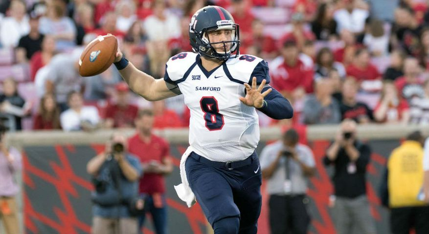 Nfl Draft Diamonds Prospect Interview Devlin Hodges Qb