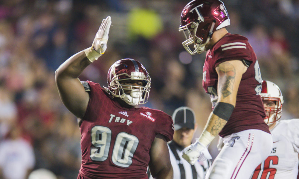 Nfl Draft Diamonds Scouting Report Trevon Sanders Dt