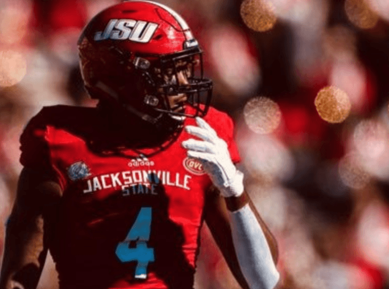 Nfl Draft Diamonds Prospect Interview Justin Thomas Thornton De Jacksonville State University