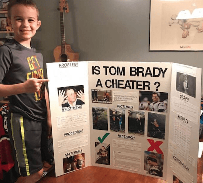 Dead Air Dennis - Lexington's Ace Davis 'Tom Brady' Science Project'