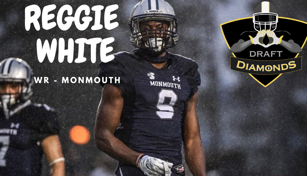 Monmouth Wr Reggie White Jr Is One Of The Draft S Most