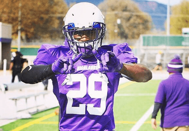 New Mexico Highlands >> Meet Nfl Draft Prospect Davon Muldrow Db New Mexico Highlands