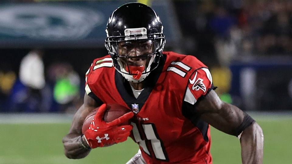 Julio Jones trade rumors Ravens