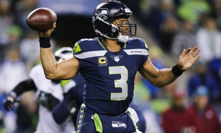 Russell wilson qb index week 14