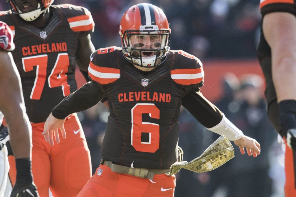 Baker Mayfield Browns qb index
