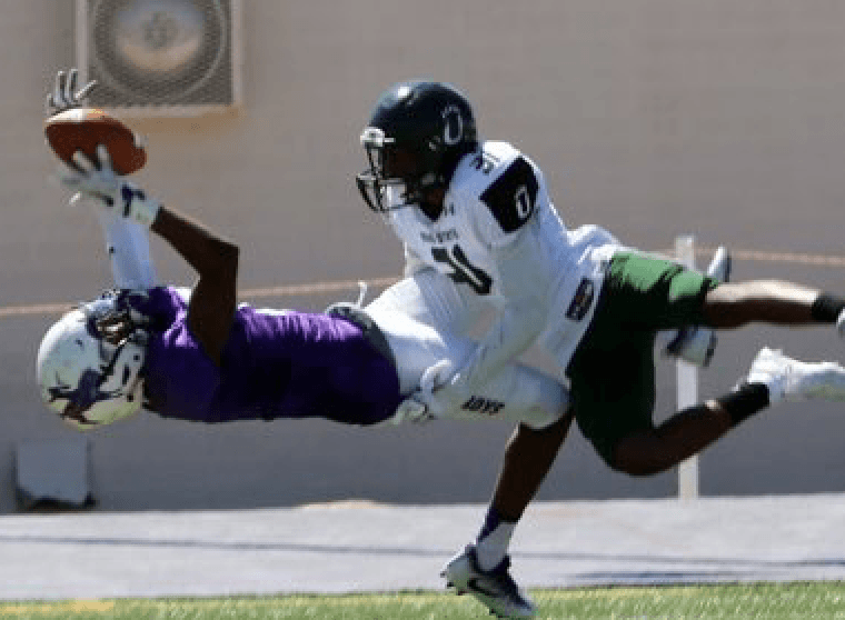 New Mexico Highlands >> Meet Nfl Draft Prospect Zach Drew Toles Wr New Mexico