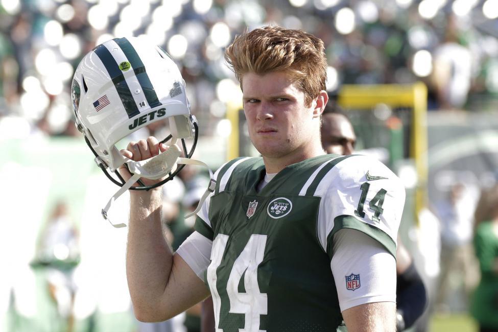 Sam Darnold Colts trade rumors