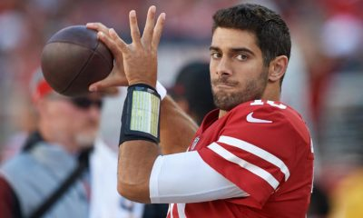 Jimmy Garoppolo 49ers 1st round pick trade