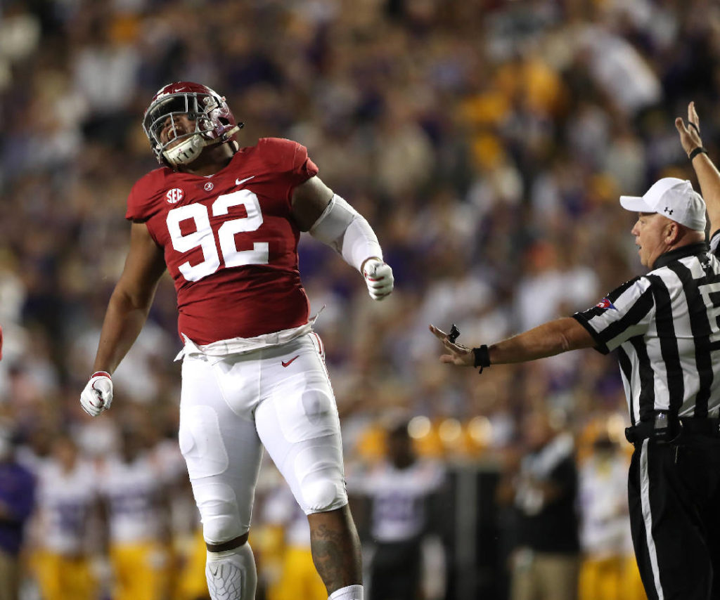 Quinnen Williams Jets gun charges dropped
