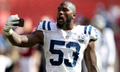 Darius Leonard racially profiled