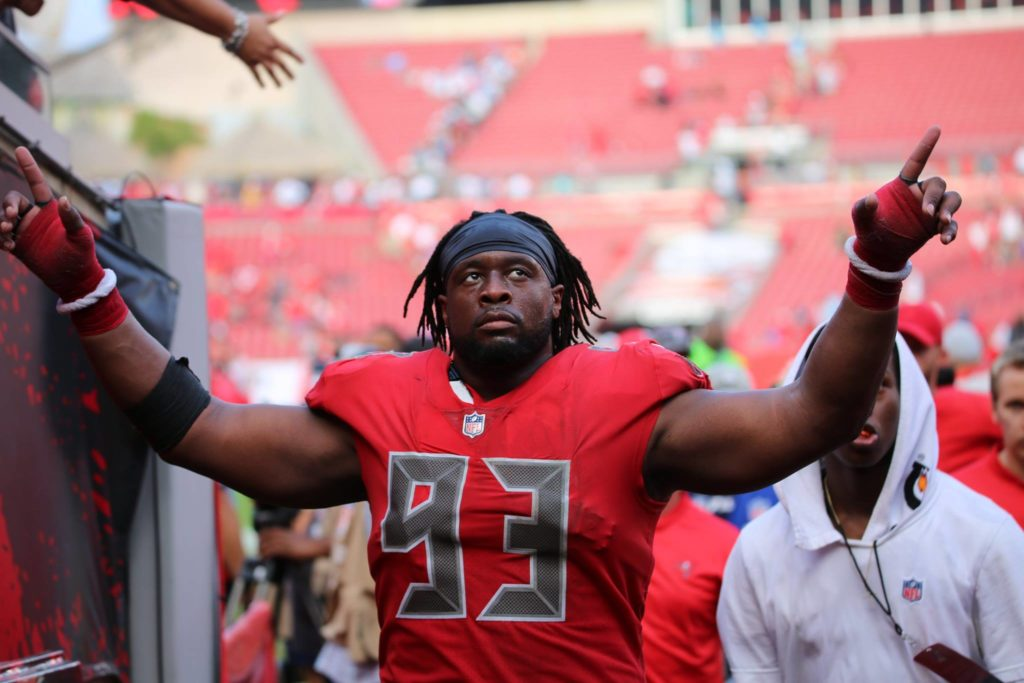 release date 95e5e 0ae19 Gerald McCoy does not pass on the opportunity to play the ...