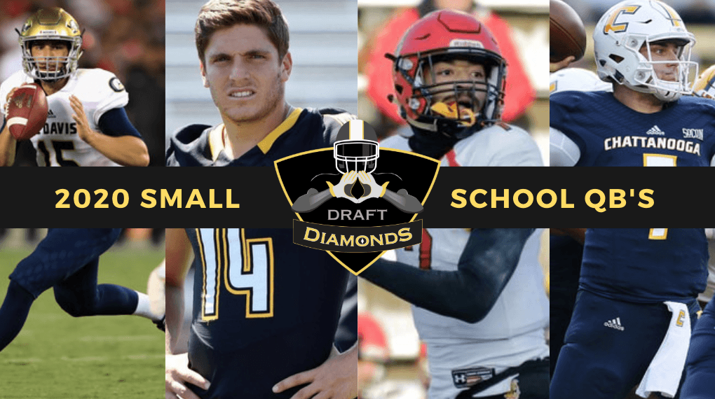 Best Quarterback In Nfl 2020 Small School quarterbacks making a huge impact in 2020 NFL Draft