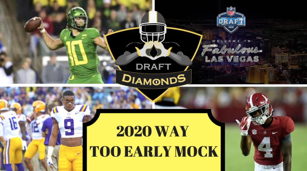 2020 mock draft nfl