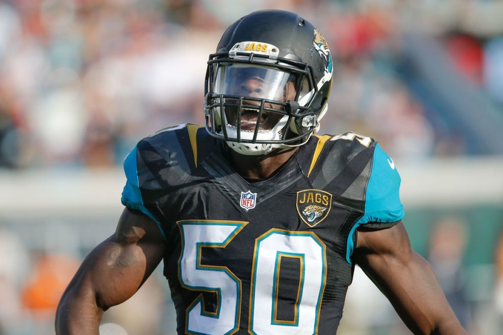 9d66d108 Telvin Smith tells fans there is more to life than just football