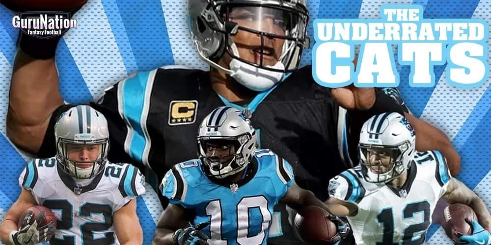 b5b879e2 It is time to respect the Carolina Panthers offense in a fantasy ...