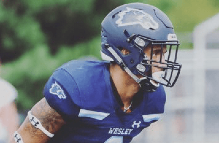 Wesley College Football >> Meet 2020 Nfl Draft Prospect Coray Williams Ss Wesley College