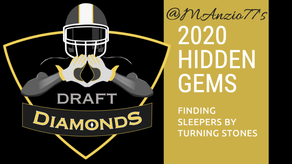 Best Offensive Line In Nfl 2020 Matt Anzio's 2020 NFL Draft Hidden Gems on the offensive line