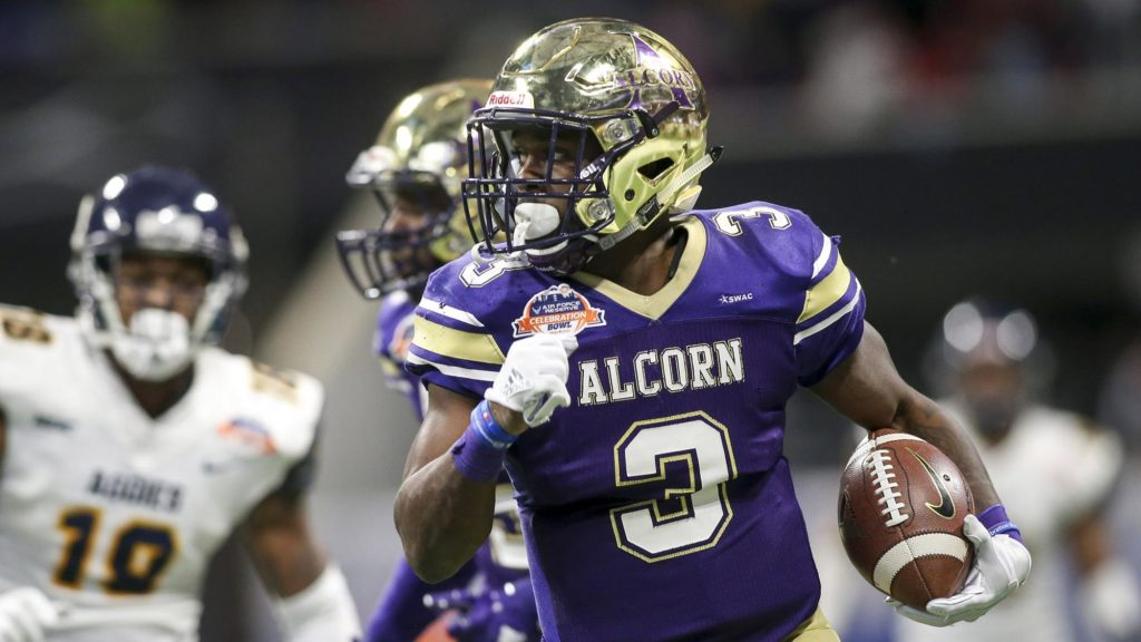 Best Fantasy Rb 2020 Meet NFL Draft Prospect: De'Shawn Waller, RB, Alcorn State University