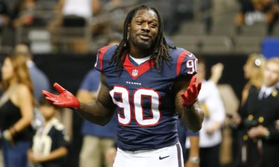 Jadeveon Clowney Browns