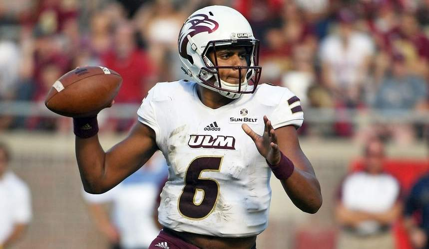 Meet 2020 NFL Draft Prospect: Caleb Evans, QB, Louisiana Monroe
