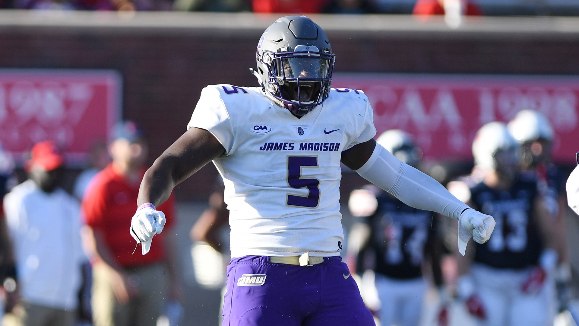 Ron Dell Carter Has Made A Huge Impact For Jmu Since