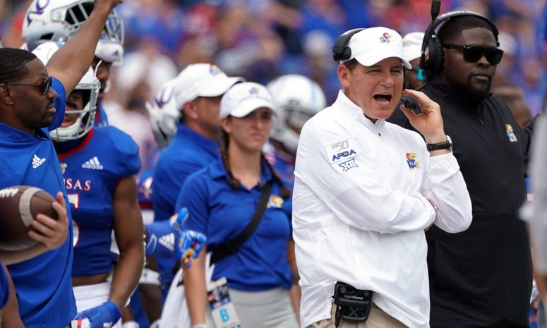 Les Miles Kansas fired out sexual misconduct