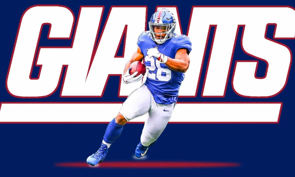 Saquon Barkley Giants