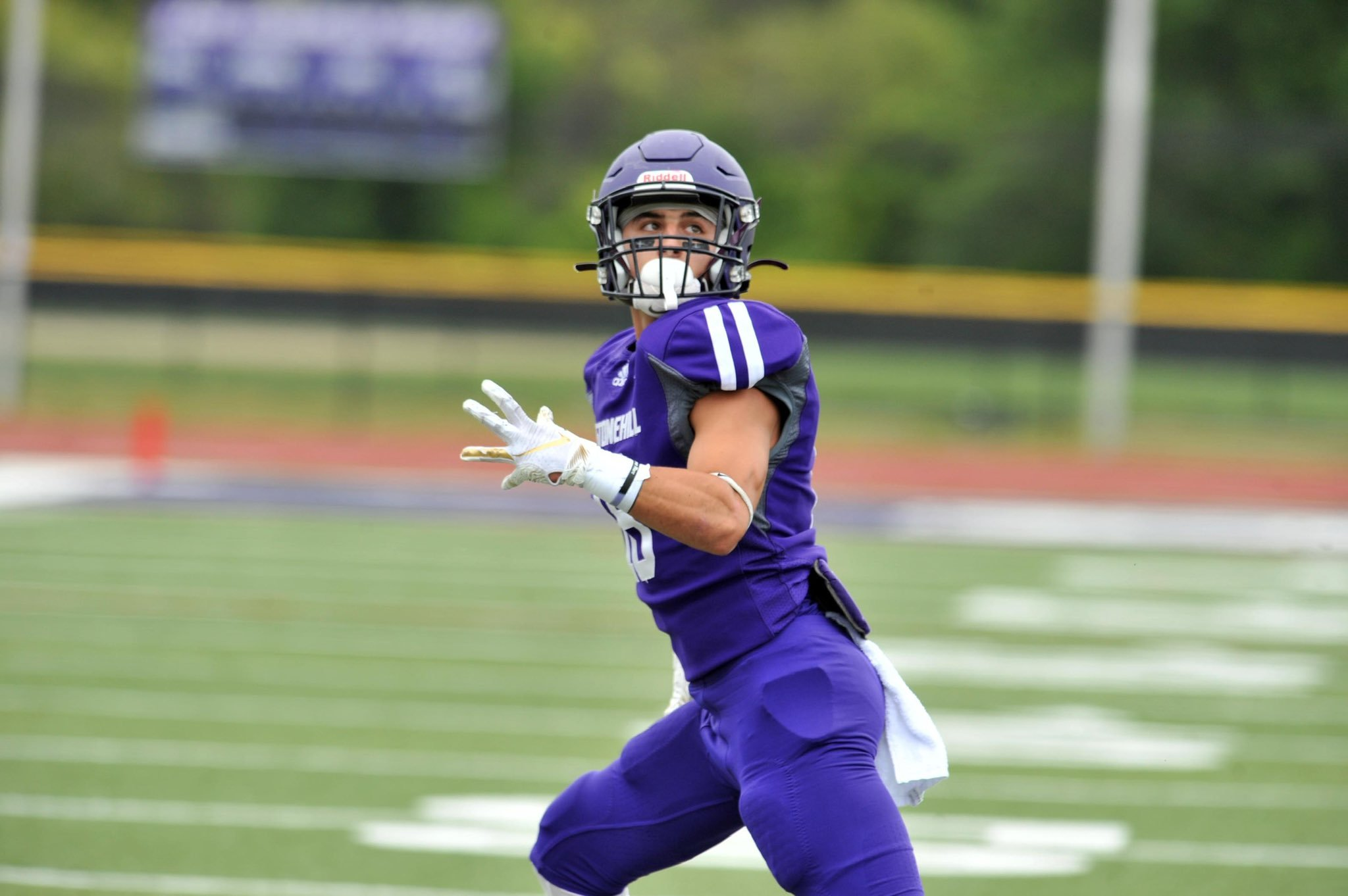 Meet 2020 NFL Draft Prospect: Andrew Jamiel, WR, Stonehill College