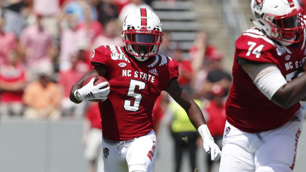 Meet 2020 NFL Draft Prospect: Tabari Hines, WR, North ...