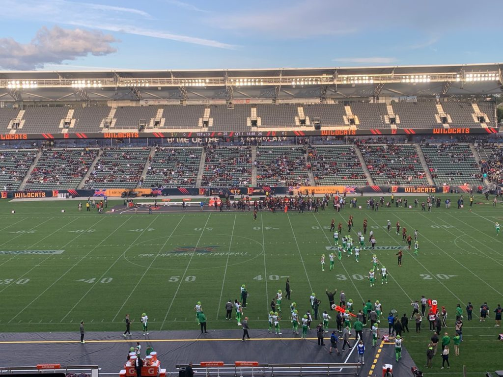 Xfl Attendance Only 12 181 Fans Showed Up To La Wildcats Game