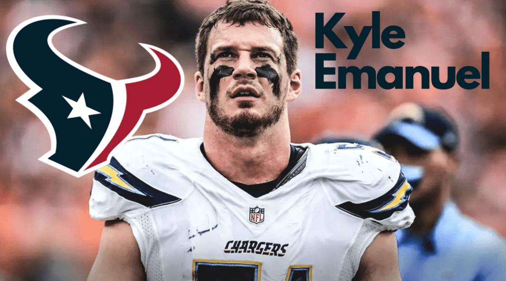 Kyle Emanuel Texans