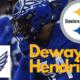 Dewayne Hendrix signed Steelers